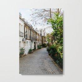 London, England 18 Metal Print