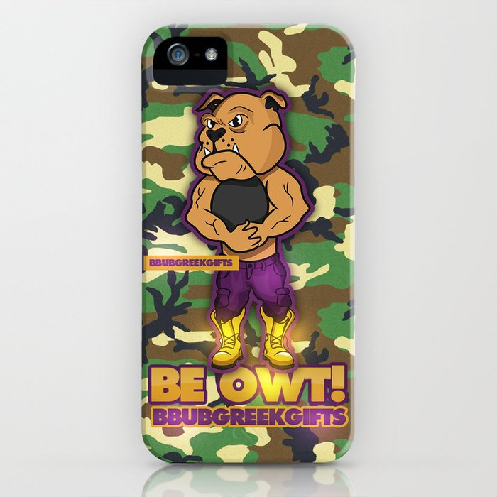 BE OWT iPhone Case