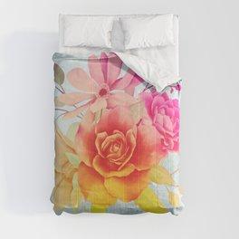 Rustic Bouquet  Comforters