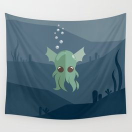 Cthulhu Wall Tapestry