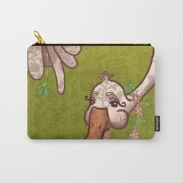 """""""The Neighborhood Mother Goose"""" Carry-All Pouch"""