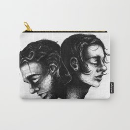 The Head and the Heart Carry-All Pouch