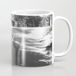 shadows • nature photography Coffee Mug