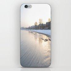 landscape winter 2 iPhone & iPod Skin
