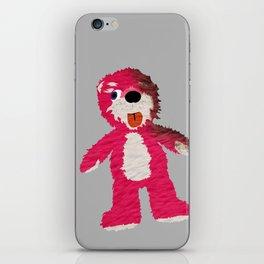Breaking Bad Teddy Bear iPhone Skin