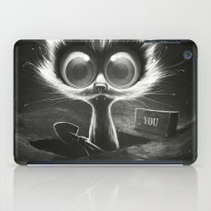 Night Shift (夜勤) iPad Case
