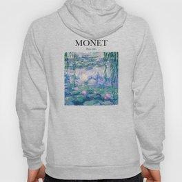 Monet - Water Lilies Hoody