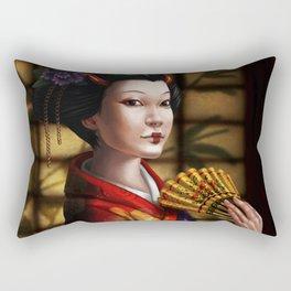 Japanese Rectangular Pillow