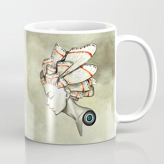 Moth 2 Coffee Mug