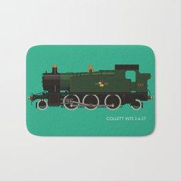 Collett 4575 2-6-2T Bath Mat
