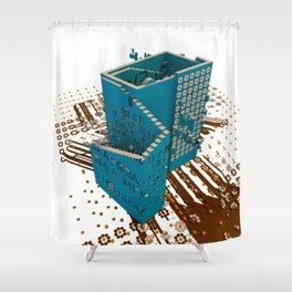 margherita 01 01 Shower Curtain