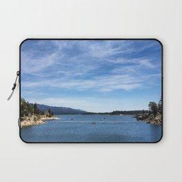 Big Bear Lake Laptop Sleeve