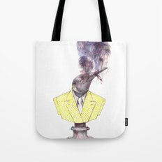 smokin' Tote Bag