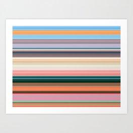 Tempora Art Print