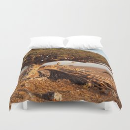 Socotra — dreams of the Lost Paradise Duvet Cover