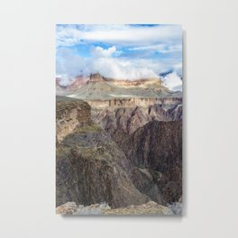 Tonto Trail - The Grand Canyon Metal Print