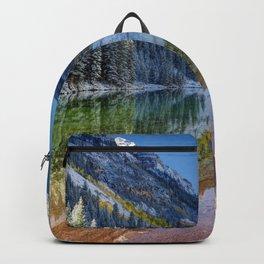 Maroon Bells Colorado Backpack