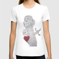 selfie T-shirts featuring Selfie by Ina Spasova puzzle