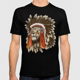 Lion Chief T-shirt