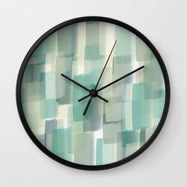 Abstract pattern 130 Wall Clock