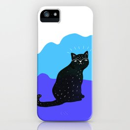 Cats Life 2 iPhone Case