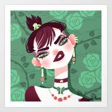Bitch Please: Sailor Jupiter Art Print