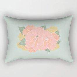 Floral Arrangements 20 Rectangular Pillow