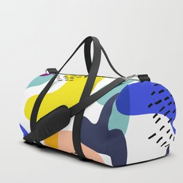 Fluorescent Adolescent Duffle Bag