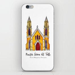 Basilica de Nuestra Senora del Valle iPhone Skin