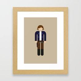 Han 02 Framed Art Print