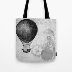 hot air balloon 4 Tote Bag
