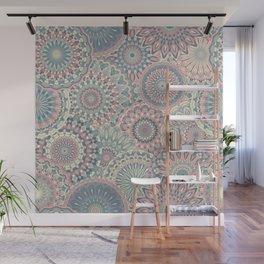 Mandala (Floral 002) Wall Mural