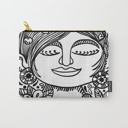 Think Good Thoughts Carry-All Pouch
