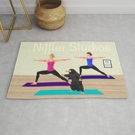 Niffler Yoga Studio Rug