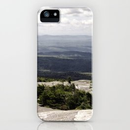 A Summer View iPhone Case