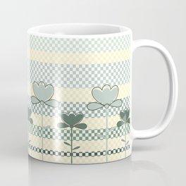 Checkered Spring Coffee Mug