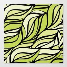 Macro texture Canvas Print