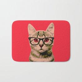 Warhol Cat 4 Bath Mat