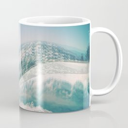 Blue mountains 555 Coffee Mug