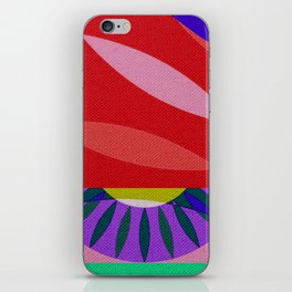 My Psychedelic God Maia iPhone Skin