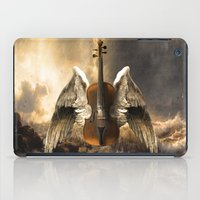 celestial iPad Cases featuring Celestial Music by Diogo Verissimo