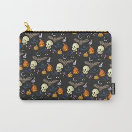 Halloween Skin Carry-All Pouch