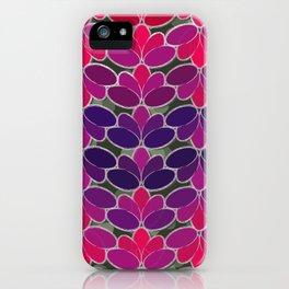Penelope Pattern iPhone Case