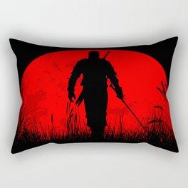 Geralt of Rivia - The Witcher Rectangular Pillow