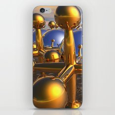 Balls & Jacks iPhone & iPod Skin