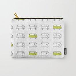 Hippie Van (AKA V W Bus) Carry-All Pouch