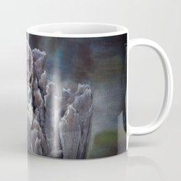 Wood  -  Owls Coffee Mug