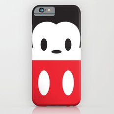 Mickey Mouse Block Slim Case iPhone 6