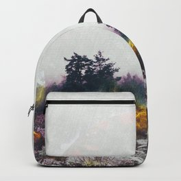 Always follow your heart Backpack