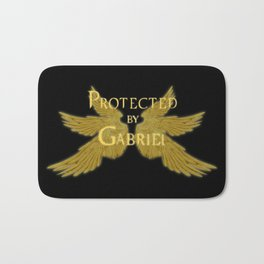 Protected by Gabriel Bath Mat